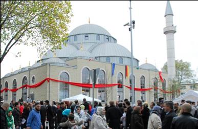 Begegnungsstätte in der Moschee Marxloh