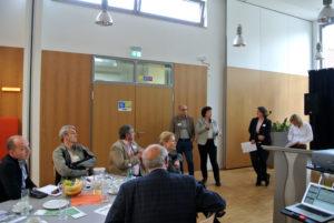 """Workshop """"Neue soziale und kulturelle Infrastrukturen im Quartier"""""""