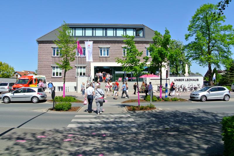 Eröffnung Leohaus in Olfen