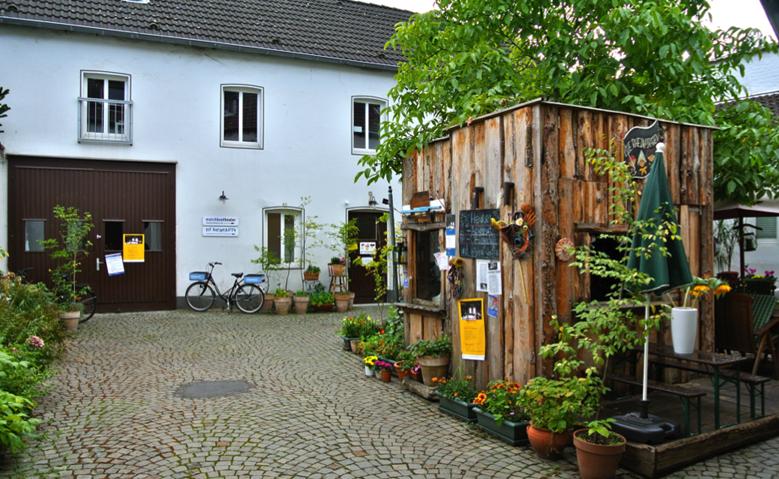 Villa Zündfunke erhält die Förderempfehlung des Beirats