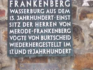 Burg-Frankenberg-Aachen