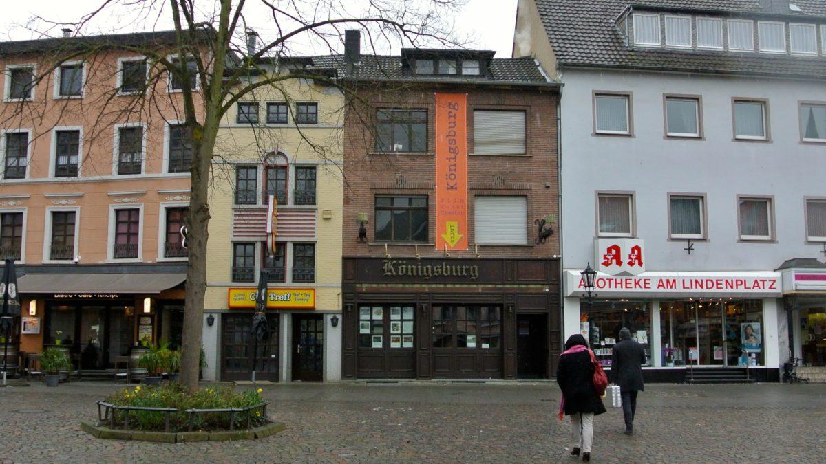 Königsburg am Süchtelner Markt, Foto: startklar