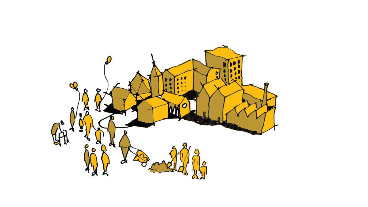 """""""Initiative ergreifen""""-Projektdokumentation: über 80 Initiativen und Projekte im Überblick"""